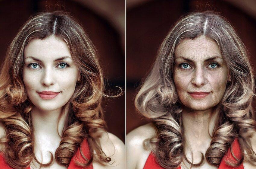 Organic Skin Care Anti Aging – Against Hostellanity Time
